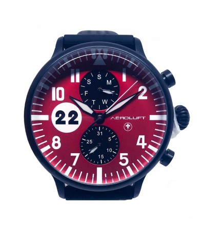 Racing car driver watch Monza
