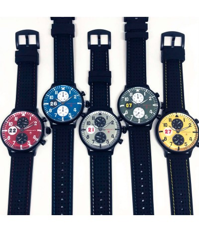 buy racing driver color watches