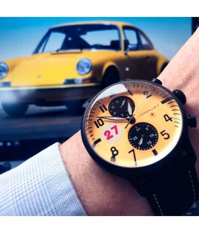 reloj piloto de carreras Nürburgring