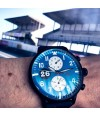 Racing car watch Reims-Gueux