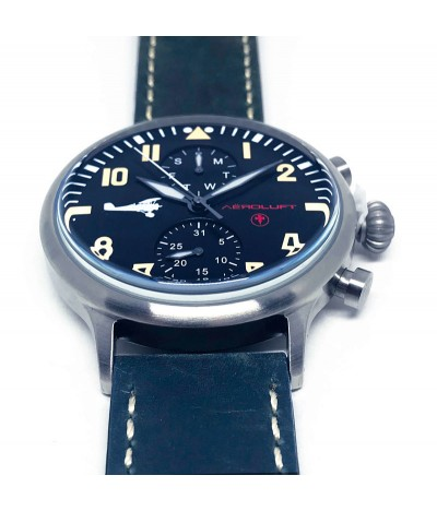 Pilot aviator watch Francesco Baracca