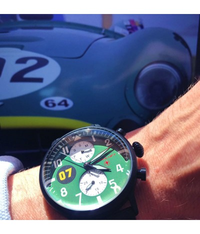 Racing watch Brooklands