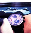 Reloj de piloto de carreras AVUS Berlín