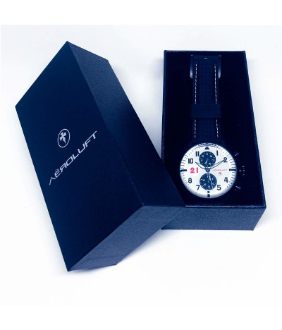 Racing car watch AVUS Berlin