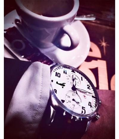 Reloj de piloto de avion Billy Bishop