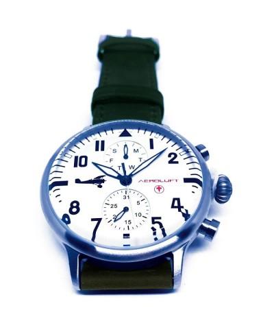 Reloj de piloto de aviacion Billy Bishop