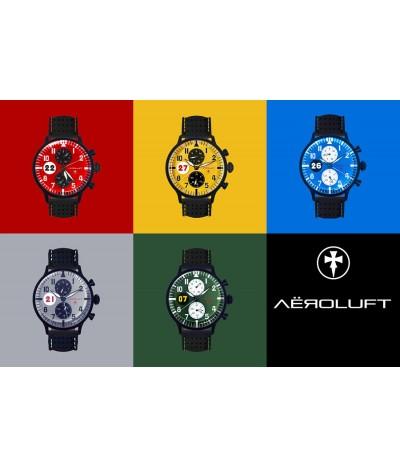 colección relojes colores de carreras