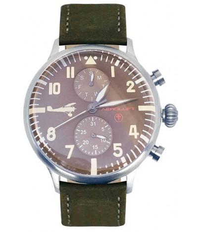 reloj de piloto militar eddie rickenbacker