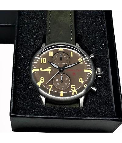 reloj de piloto caza eddie rickenbacker