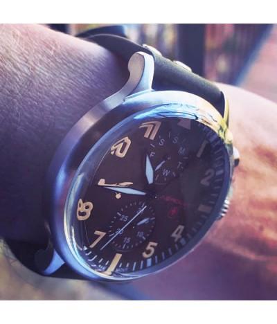 reloj de piloto eddie rickenbacker