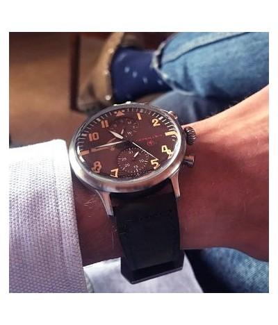 reloj piloto militar eddie rickenbacker