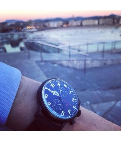 reloj de aviador hombre max immelmann