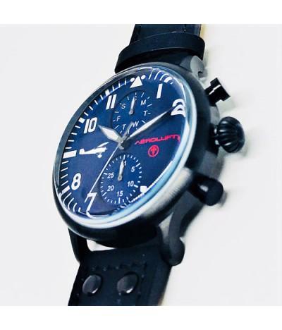 reloj de piloto de caza max immelmann