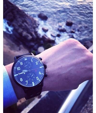 reloj de piloto hombre max immelmann
