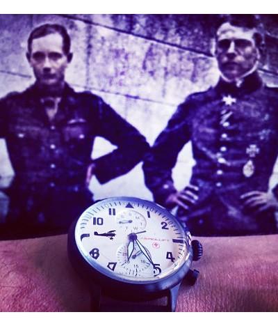 reloj de piloto de guerra aleman oswald boelcke
