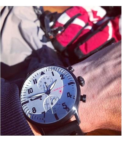 reloj de piloto oswald boelcke
