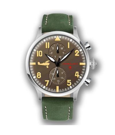 reloj de piloto aviador militar eddie rickenbacker