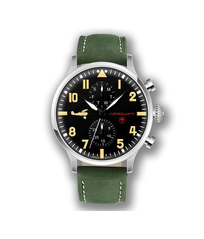 Reloj de piloto aviador Francesco Baracca